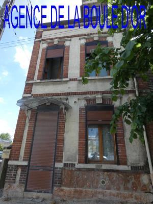 Maison De Ville Independante De 89 M²