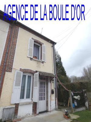 """Maison De Ville De 60 M² """"Negociable"""""""