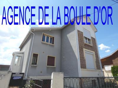 Maison De Ville De 115 M² Habitables
