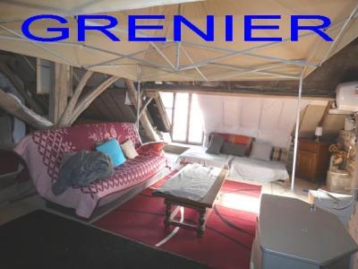 Maison De Village Independante De 76 M² Plus Grenier Amenageable 90 M²