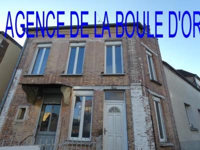 Maison De Ville De 58 M² En Bon Etat Au Centre Ville