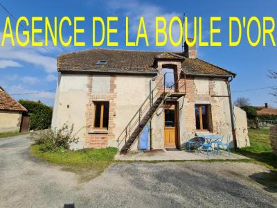 Maison De Village  Independante De 133 M²