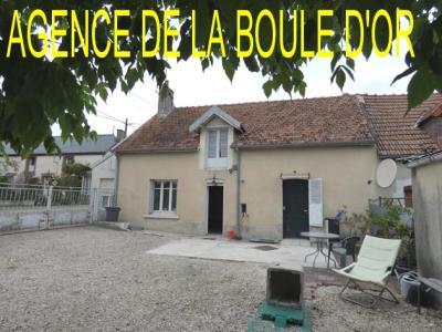 """Maison De Village """"A Renover"""" Avec Une Partie Renovee"""